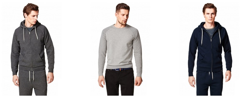 Swetry i bluzy męskie, fot. Vistula.